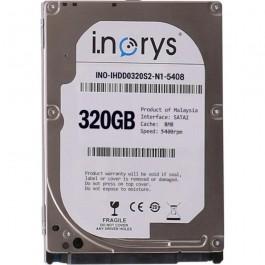 i.norys 320Gb (INO-IHDD0320S2-N1-5408)