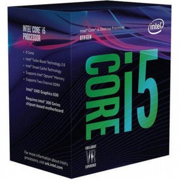 INTEL I5-8400 (BX80684I58400)