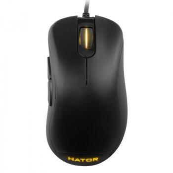 Миша Hator Vortex Evo Black (HTM-310) USB (HTM-310)