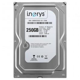 "i.norys 3.5"" 250Gb (INO-IHDD0250S2-D1-7208)"