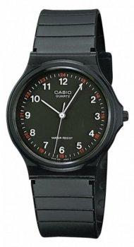 Чоловічі наручні годинники Casio MQ-24-1BUL