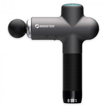 Портативный вибрационный ручной массажер пистолет Booster Lightsaber