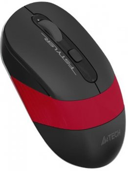 Миша бездротова A4Tech FG10 Black/Red USB