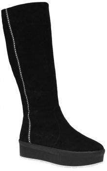 Сапоги Fabiani 1820-2-11 Черные