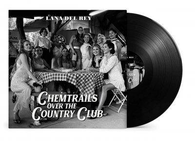 Виниловая пластинка Lana Del Rey - Chemtrails Over the Country Club