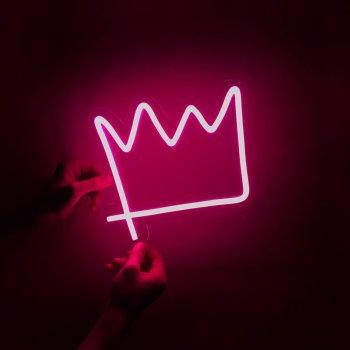 Неоновий світильник Neon Lightning «Корона»