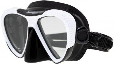 Маска Marlin Quartz White/Black (016268)