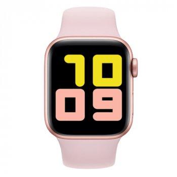 Смарт Годинник Smart Watch X7 Фітнес браслет Pink