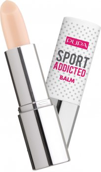 Бальзам для губ Pupa Sport Addicted Balm Lip Balm №001 Pure Vanilla 4 мл (8011607279524)