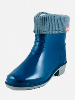 Гумові чоботи Alisa Line А203 Сині