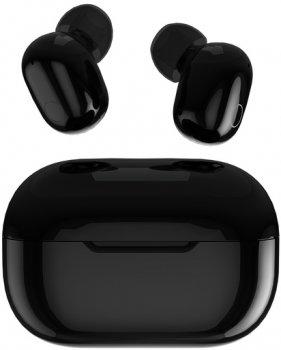 Наушники Ergo BS-510 Twins Nano Black