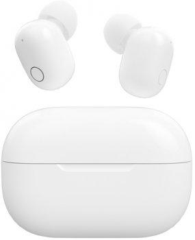 Навушники Ergo BS-510 Twins Nano White