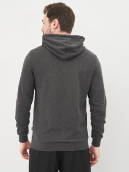 Худі Puma Ess Big Logo Hoodie 58668807 Dark Gray Heather