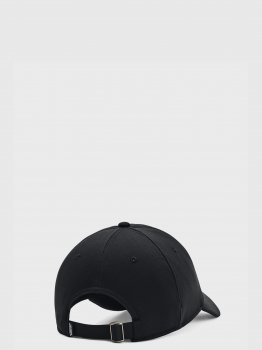 Кепка Under Armour Blitzing Adj Hat 1361532-001 Черная (194513881116)