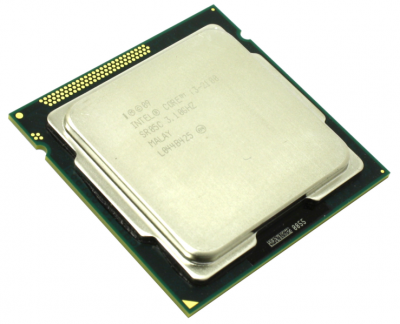 Процесор Intel Core i3-2100 (S1155/2x3.1GHz/5GT/s/3MB/65 Вт/BX80623I32100) Б/У