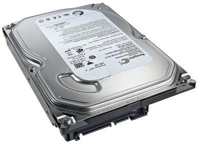 "Жорсткий диск Seagate 500 Gb (3.5"", 5900 RPM, 8 Mb, SATAII, ST3500312CS) Б/У"