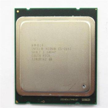 Процесор Intel Xeon E5-2643 (S2011/4x3.3GHz/8GT/s/10MB/130Вт/CM8062107185605) Б/У