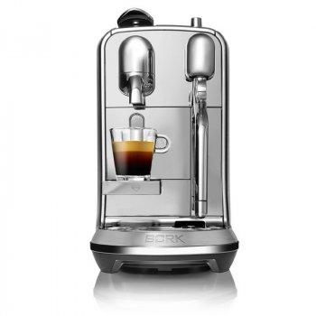 Кофемашина Nespresso Creatista Plus Metal Stainless Steel