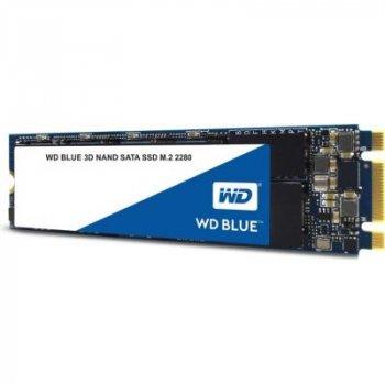 Накопичувач SSD M. 2 2280 250GB WD (WDS250G2B0B)