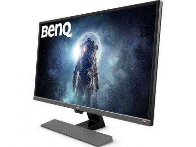 "Монітор 31,5"" Benq EW3270UE Grey-Black (9H.LGVLA.FSE) Б/У"