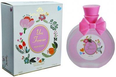 Туалетная вода для женщин Lotus Valley Urs Forever 100 мл (MM356570) (6291104324732)