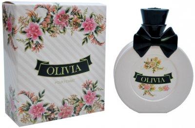 Туалетная вода для женщин Lotus Valley Olivia 100 мл (MM35720) (6291104324763)