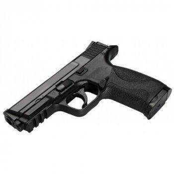 Пістолет пневматичний SAS (S&W MP-40). Корпус - пластик (2370.14.26)