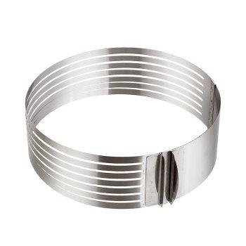 Розсувна форма кругла з прорізом Empire 240-300 мм 0638