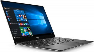 Ноутбук Dell XPS 13 7390 (210-ASUT_i716512W) Platinum Silver