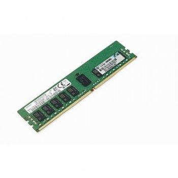 Оперативная память HP 64ГБ PC4-17000 2133МГц 288-PIN DIMM ECC Quad Rank DDR4 SDRAM Registered (726724-B21)