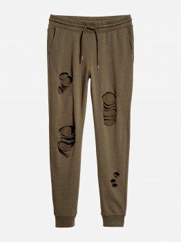 Спортивные штаны H&M 6424997-ACYC Хаки