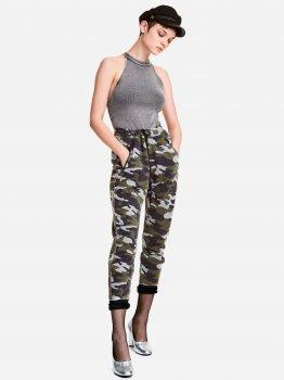 Спортивные штаны H&M 2522296-ADUZ Хаки
