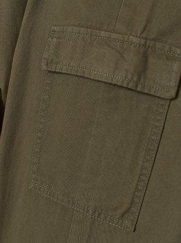 Брюки H&M 7600841-ACUW Зеленые