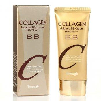Зволожуючий колагеновий тональний BB-крем Enough Collagen Moisture BB Cream 50 мл (8809605870269)