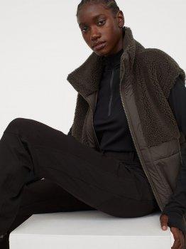 Спортивные штаны H&M 8073621-AAAD Черные