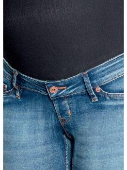 Джинсы для беременных H&M 4695628-ACWX Светло-синие