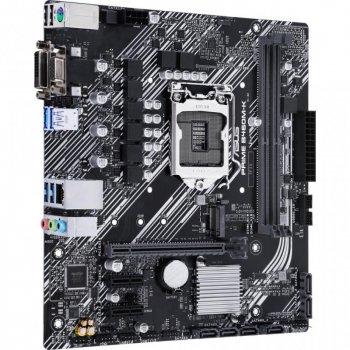 Материнська плата Asus Prime B460M-K (s1200, Intel B460, PCI-Ex16)