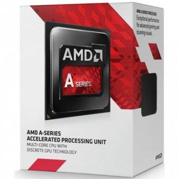 Процесор AMD Sempron X2 2650 1.45 GHz/1MB (SD2650JAHMBOX) з відеокартою AMD Radeon HD8240