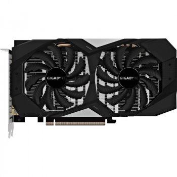 Gigabyte PCI-Ex GeForce RTX 2060 D6 6G 6GB GDDR6 (192bit) (1680/14000) (1 x HDMI, 3 x Display Port) (GV-N2060D6-6GD)