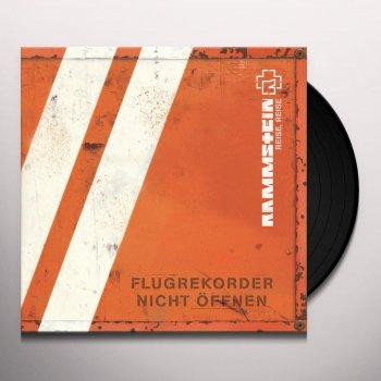 Виниловая пластинка Rammstein - Reise, Reise (2LP, 180g)