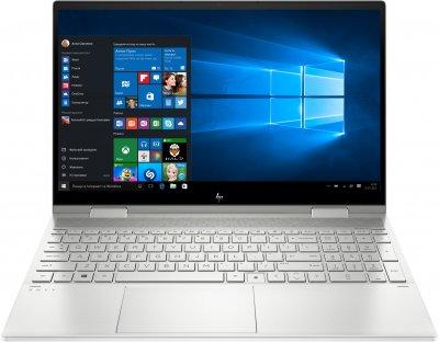 Ноутбук HP Envy x360 Convertible 15-ed1017ur (2X1Q9EA) Natural Silver