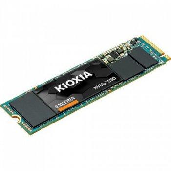 SSD 500GB Kioxia Exceria M. 2 2280 PCIe 3.0 x4 TLC (LRC10Z500GG8)