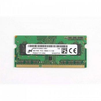SO-DIMM 4GB/1866 DDR3L Micron (MT8KTF51264HZ-1G9P1)