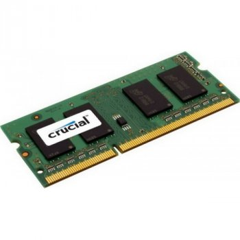 SO-DIMM 4GB/1600 1,35V DDR3L Crucial (CT51264BF160B) Refurbished