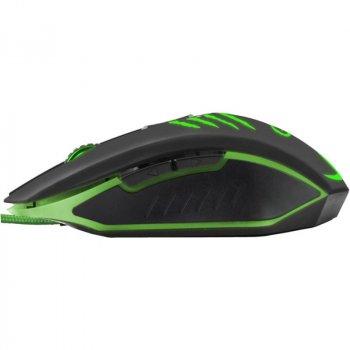Миша Esperanza MX209G Claw Black/Green USB