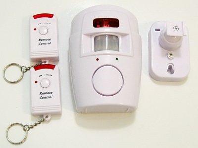Сенсорная сигнализация с датчиком движения Sensor Alarm 105 белая