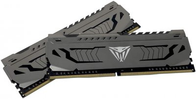 Оперативна пам'ять Patriot DDR4-4000 16384MB PC4-32000 (Kit of 2x8192) Viper Steel (PVS416G400C9K)