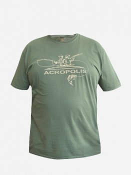 Футболка Acropolis ОФРМ-6 XXXL Светло-оливковая (ROZ6400033967)