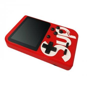 Портативная приставка с джойстиком X-game Sup Game Box 400 Игр Красный
