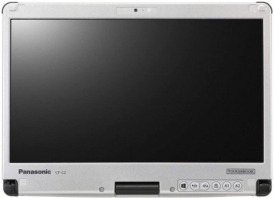 Б/в Ноутбук Panasonic Toughbook CF-C2CACBBMG-Intel Core i5-4300U-1,9GHz-8Gb-DDR3-500Gb-HDD-W12,5-TOUCH-Web-(A)